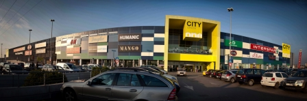 City Center One West Shopping City Of Zagreb Zagreb