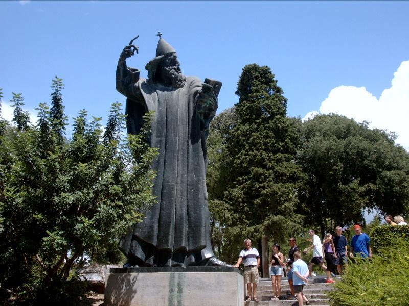 Spomenik Grguru Ninskom Split Povijest Splitsko Dalmatinska